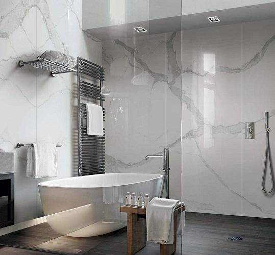 carrelage mural pour salle de bain de