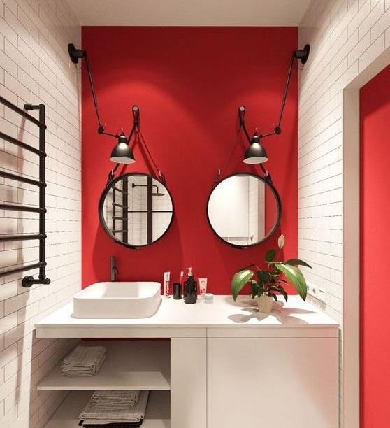 peinture pour salle de bain douche