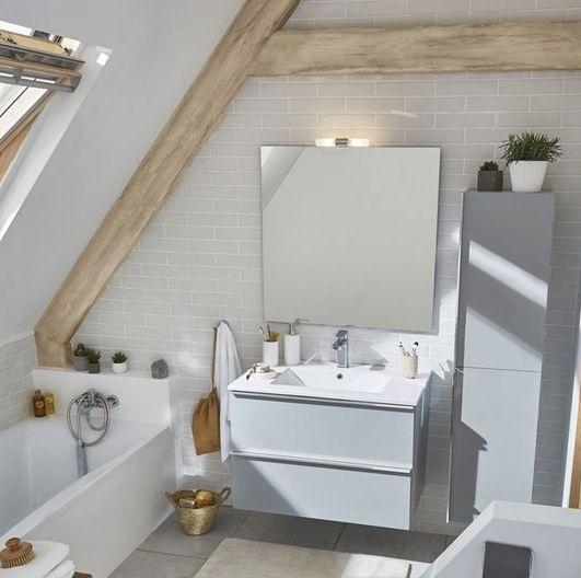 peinture pour une petite salle de bain