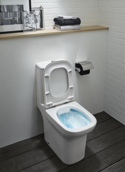 fixer un wc au sol sans rien percer