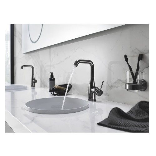 robinet lavabo grohe essence taille l