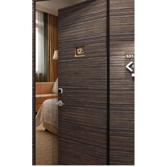 Bloc Porte De Chambre D Hotel A Isolation Acoustique Renforcee Gigaphone Malerba