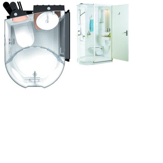 bloc sanitaire prefabrique thermoforme aquacool