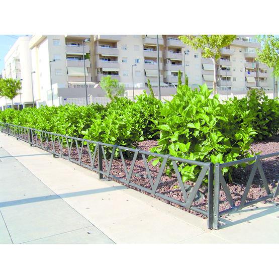 bordure de jardin en ruban d acier lamine bordure de jardin vj ar 286