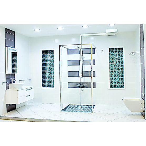 colonne de douche avec economiseur et redistribution d eau cyclobox