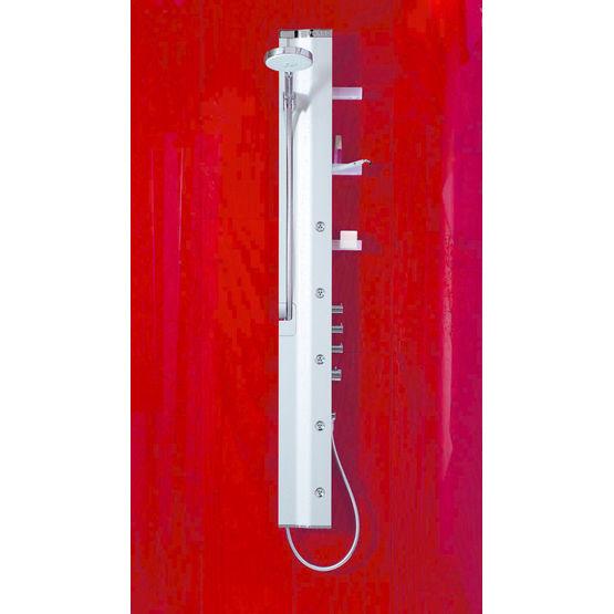 colonne de douche hydromassante sideway
