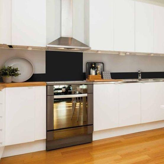 credence de cuisine aluminium unie et effet matiere plusieurs modeles disponibles