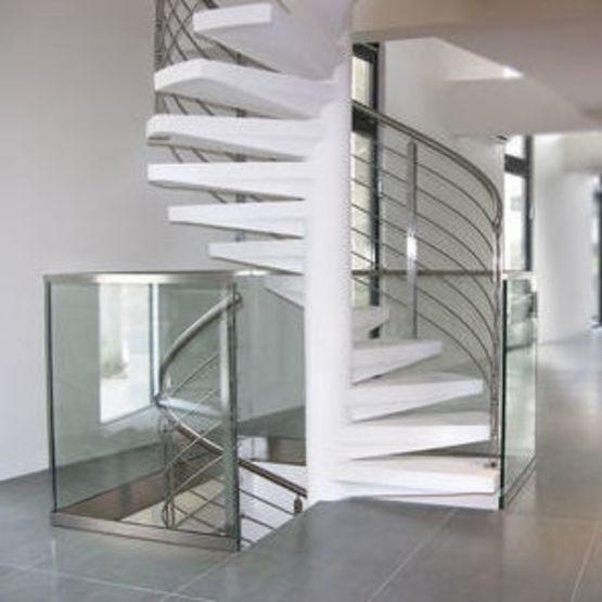 Escalier Beton Helicoidal En Kit Pbm Groupe