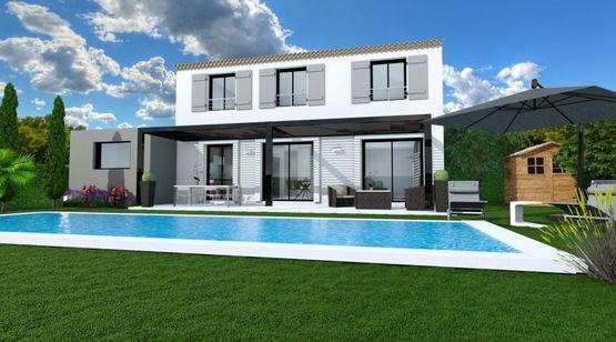 logiciel 3d de structure acier pour la construction de maison cedreo
