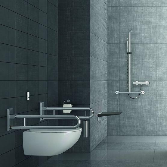 poignees et accessoires de salles de bain en inox pour pmr inox care