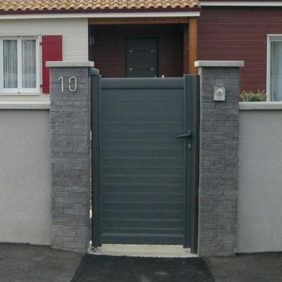 portails portillons et clotures aluminium