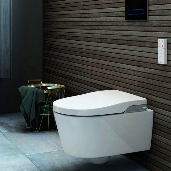 smart wc lavant au sol ou suspendu