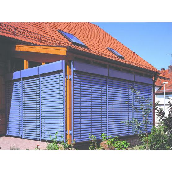 Store Venitien Aluminium Pour L Exterieur B S O Stores Marquises