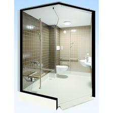 salle de bain monobloc produits du btp