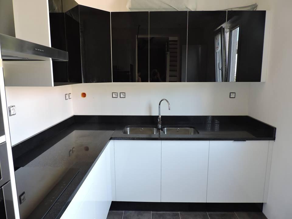 Pose de Cuisines et salles de bain sur mesure 94