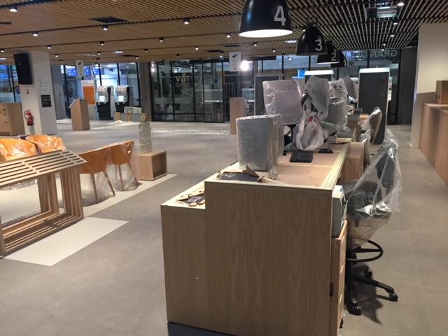 Locaux commerciaux agencement renovation paris