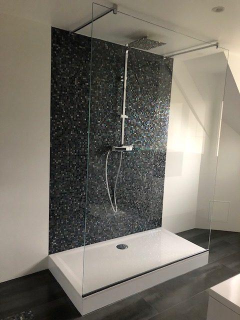 salle de bain moderne, renovation et construction seine et marne