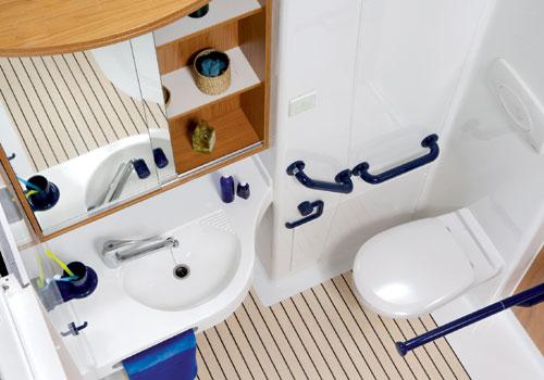salle de bains et handicap equipements