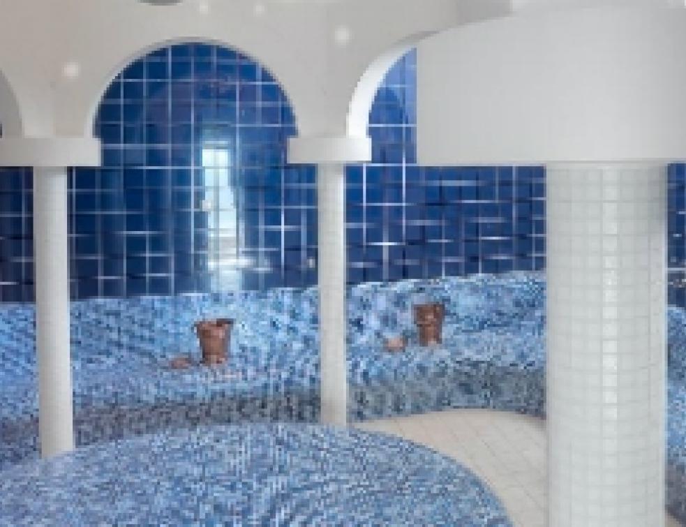 panneau de salle de bain