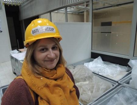 Quand une architecte fait le pari du réemploi des matériaux – Batirama