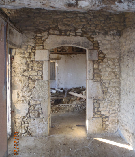 Ma onnerie ancienne r novation restauration b tisseurs for Encadrement pierre pour fenetre