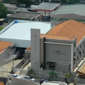 Novo site da Igreja Batista Central de Nova Odessa