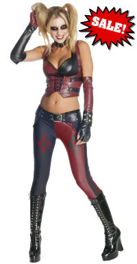 Harley Quinn Halloween Costume Sale Batman Halloween Costumes Amp Cosplay
