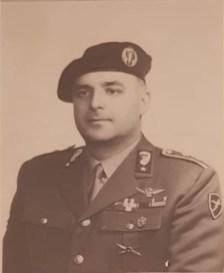 Ten. Col. Aldo Martinengo 25 settembre 1968 - 20 settembre 1970