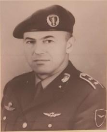 Ten. Col. Francesco Stocchi 16 marzo 1968 - 24 settembre 1968