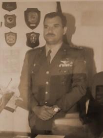 Ten. Col. Primo Piferi 01 novembre 1993 - 3 settembre 1995