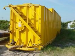 500 Barrel Frac Tank