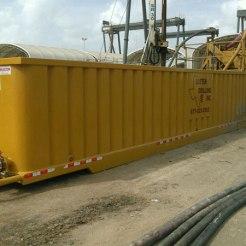 250 Barrel Dragon Frac Tank