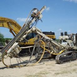 Ingersoll Rand ECM 370 Rock Drill