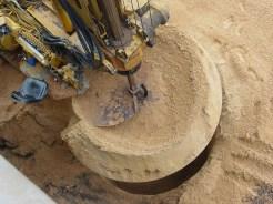 "Drilling 120"" Hole: Houston, TX"