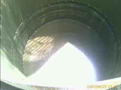 Slurry Hole with Upper Casing: Bryan, TX
