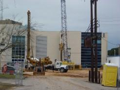 Vibratory Casing: Lufkin, TX