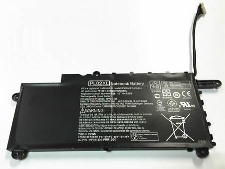 PL02XL,HSTNN-LB6B,TPN-C115