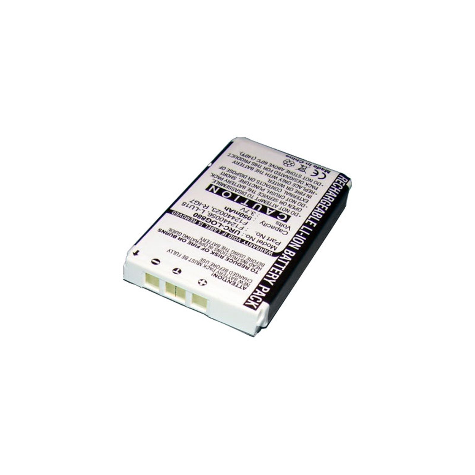 Battery For Logitech Harmony 880 One Mx 880 R Ig7 On