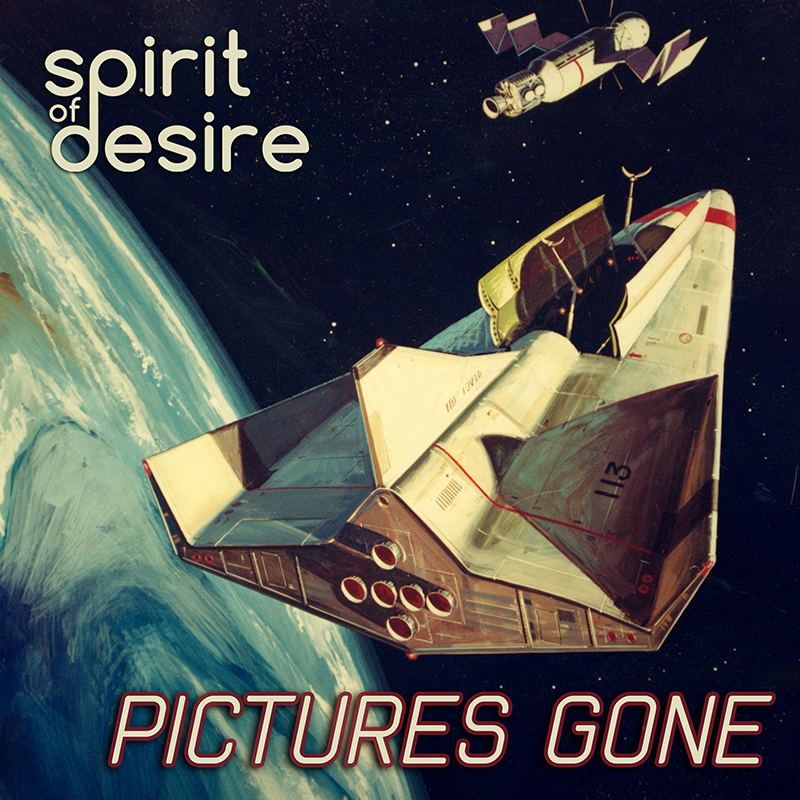 Spirit Of Desire: Pictures Gone Single erscheint am 12.01.2018