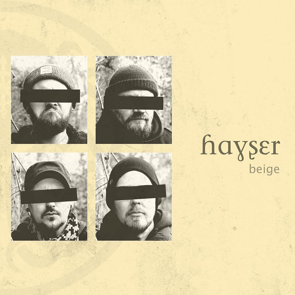 Hayser's Schwanengesang: Beige