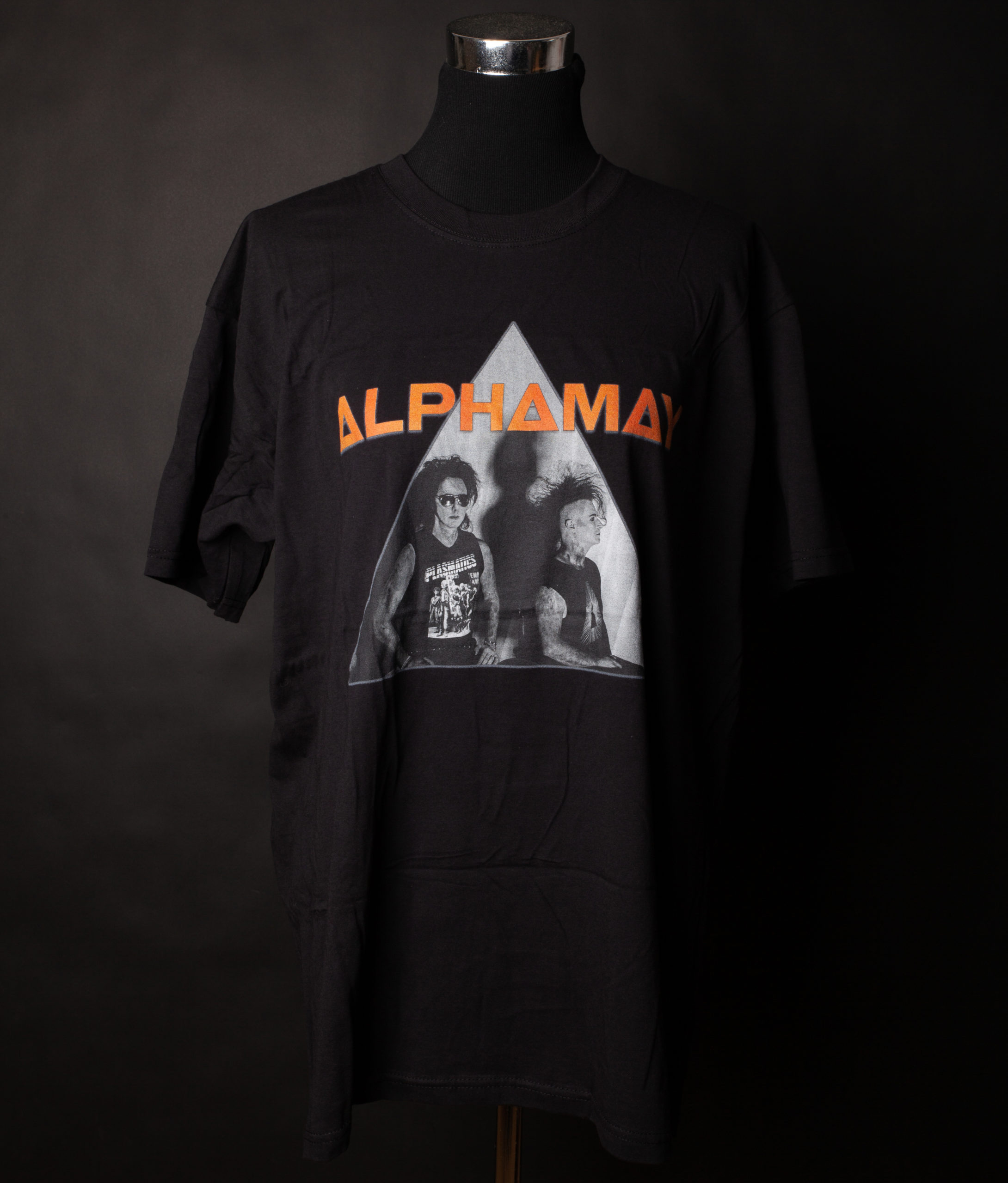 """Alphamay Girlie T-Shirt """"Band 2019"""" - S"""