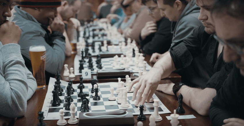 Recognise this? Battersea features in slick new Chessable vid