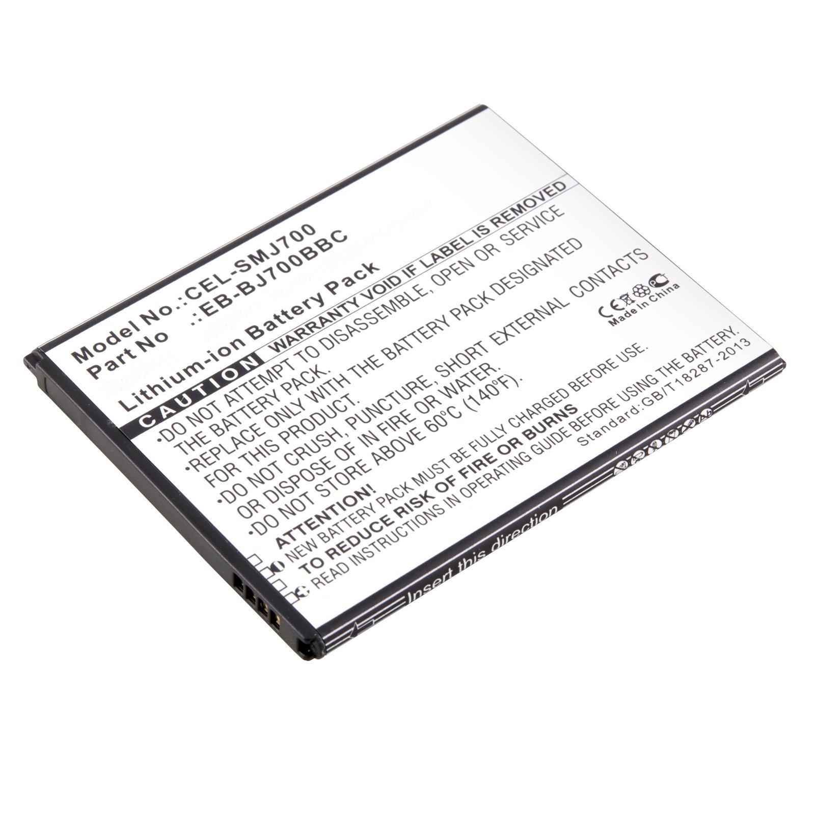 Replacement Samsung Eb Bj700bbu Cell Phone Battery
