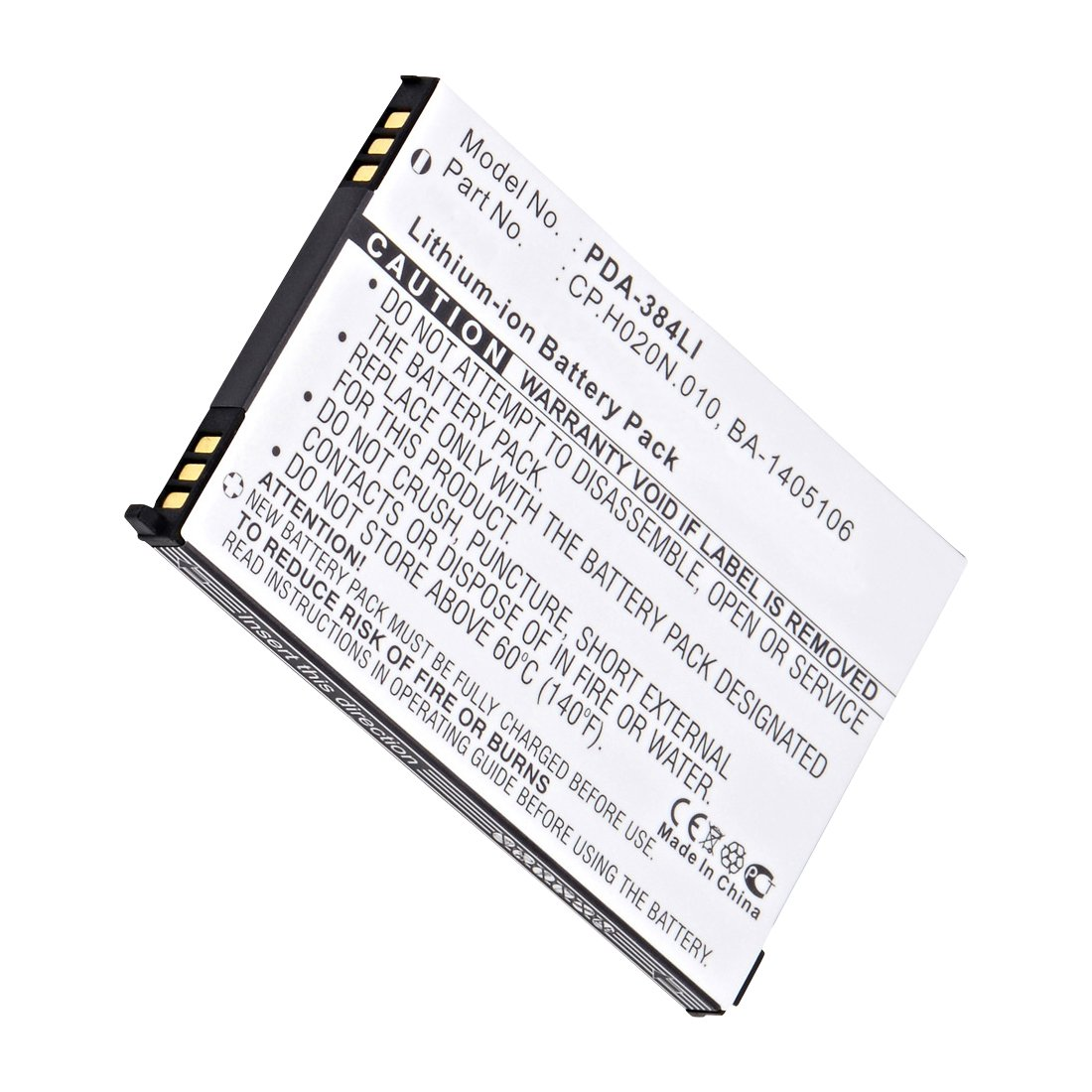 Replacement Acer N300 Pda Battery Batterymart