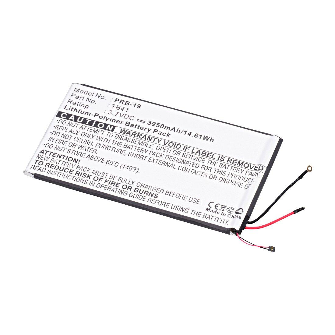 Replacement Motorola Xoom 2 Tablet Battery Batterymart
