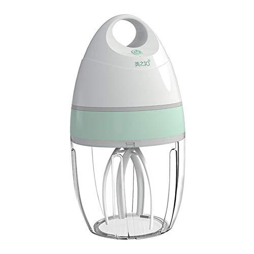 #N/A Mains Libres Mini Électrique Mélangeur Cuisine Pâte Mélangeur Batteur À Oeufs Machine 40 Secondes