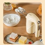 ECSWP Électriques domestiques de Cuisson crème Batteur Fouet Mixer Petit Haute Puissance