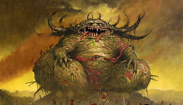 Image result for Papa Nurgle