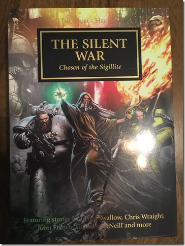 The Silent War – Chosen of the Sigillite