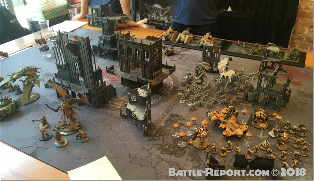 Best Painted Army Competition at Brooklyn Strategist